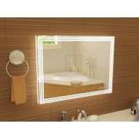 Зеркало в ванну с подсветкой Эвелин 140х60 см