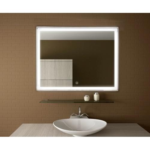 Зеркало в ванную с подсветкой Белла